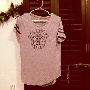 Hollister Grey T-Shirt